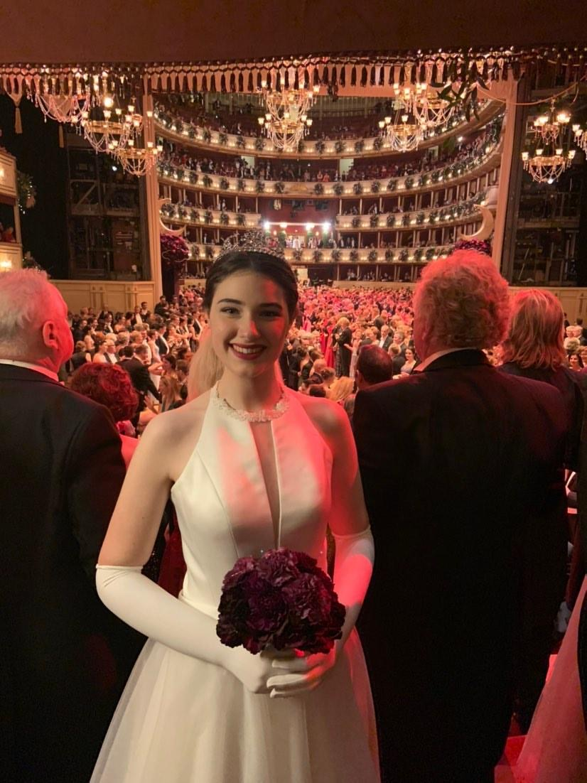 Una Magica Notte Stellata all'Opernball